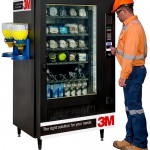 Vending solution helps control inventory