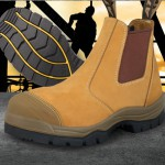 Elastic sided boot added to All Terrain 55 range
