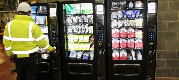 grainger vending machine