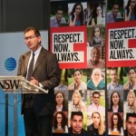 UNSW Vice-Chancellor Professor Ian Jacobs Image:   Steve Offner