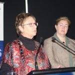 Pam Pryor and Trish Kerin at Hazards Australasia 2016