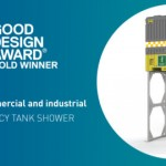 Enware emergency tank shower recognised for Good Design
