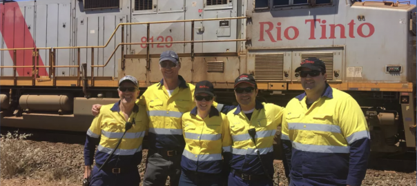 Rio Tinto seeks safety gains with $1 2bn Pilbara AutoHaul