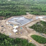 Goldcorp's Borden Lake mine in Canada. Image: Goldcorp Inc.