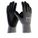 ATG MaxiFlex solves the number one complaint among glove wearers.