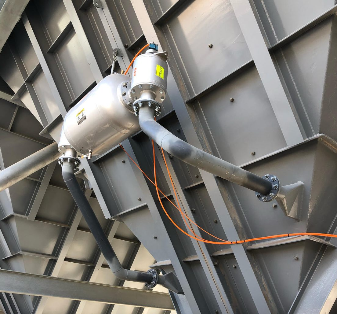 Handling the pressure: ESS unveils the safest air cannon yet