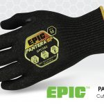 Industree rolls out EPIC Pantera cut 5 level F GRIT nitrile glove